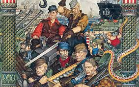 arthur szyk visualizing the four freedoms fdr s fighting artist arthur szyk