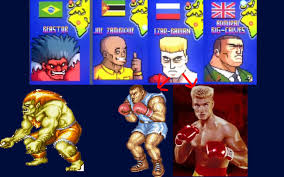 from street fighter main character name street fighter rich jammer
