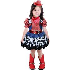 western halloween costumes little rodeo princess toddler halloween costume walmart com