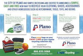 Plano Zip Code Map by Residential Recycling Plano Tx Official Website