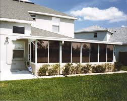 Screened In Patios Patio Screen Enclosures Porches And Lanais