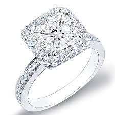 princess cut halo engagement ring extraordinary princess cut halo setting engagement ring 54 for