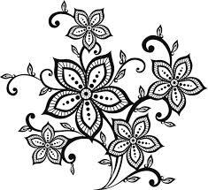 fiori disegni tatuaggi con i fiori le idee pi禮 unadonna