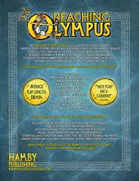 reaching olympus tales of titans gods and mortals digital e