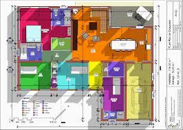 plans maison plain pied 4 chambres plan maison architecte génial plan maison plain pied 4 chambres avec