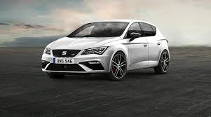 seat leon cupra 300 power and more life after football