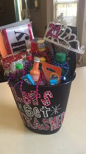 Generic Gift Ideas 21st Birthday Gift In A Trash Can Saying