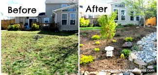Back Garden Ideas Back Garden Ideas On A Budget The Inspirations Front Yard