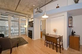 for sale loop one bedroom loft condo best chicago properties