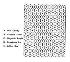 hexagon floral afghan free crochet afghan pattern