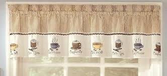 coffee kitchen curtains kitchen curtains coffee cup design home design