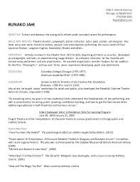 Medical Scribe Resume Example by Runako Jahi Resume 2015