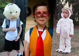 Kids Halloween Costumes Boys 23 Book Inspired Halloween Costumes Kids Parents Brightly