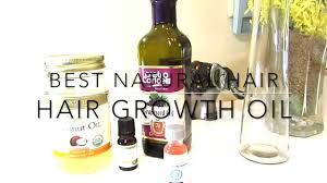 Best Natural Hair Products by Best Natural Hair Growth Oils Youtube