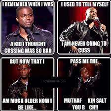 Funny Kevin Hart Meme - true i have a bad potty mouf funny af pinterest kevin hart