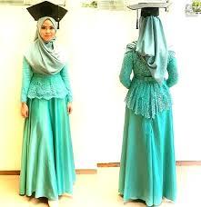 model baju kebaya muslim contoh model baju kebaya muslim untuk semua acara style remaja