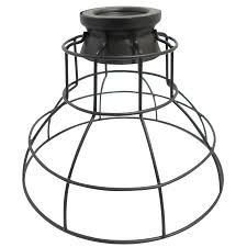 Pendant Light Wire Shop Portfolio 6 75 In H 8 5 In W Bronze Wire Industrial