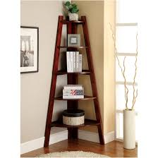 corner book shelf wood corner shelf unit wood wall corner shelf