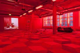 ucla halloween horror nights off site exhibition alex da corte a season in he u0027ll hammer museum