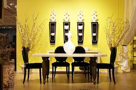 dining room art ideas charming dining room wall art ideas on yellow wall color home