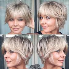 overweight with pixie cut hairstyles for full round faces 55 best ideas for plus size women
