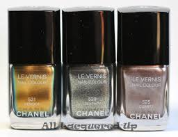 chanel fall 2011 illusions d u0027ombres de chanel nail polish preview