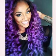 black women with purple hair 22 unique colored hair combinations on black women that will blow