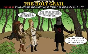 Monty Python Meme - wic the holy grail by kaffepanna on deviantart