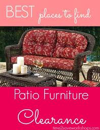 Patio Sofa Clearance by Best 25 Wicker Patio Furniture Clearance Ideas On Pinterest