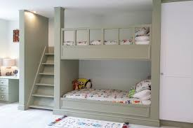 Bunk Bed Bedroom With Mountain Home Kids Rustic And Transitional - Kids novelty bunk beds