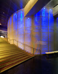 Aluma Shield Wall Panels by Griffith Park Observatory Leonard Nimoy Event Horizon Theater