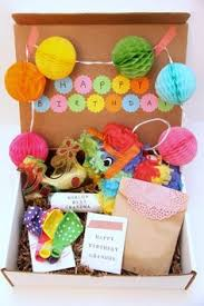 in birthday gifts mini party in a box balloontime diy minis box