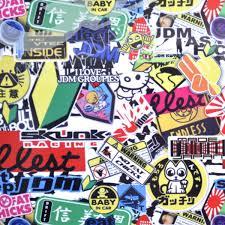 jdm sticker bomb sticker bomb jdm 3d qzvinyls finland