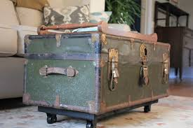 stunning storage trunk coffee table ideas and design trunks with