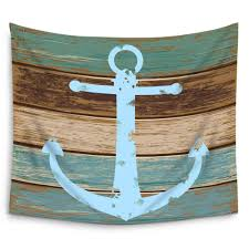 Wooden Anchor Wall Decor Online Get Cheap Wooden Anchor Wall Art Aliexpress Com Alibaba