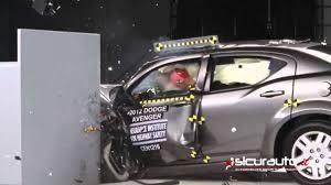 2012 dodge avenger safety rating dodge avenger crash test small overlap iihs sicurauto it