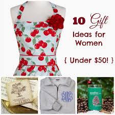 where joy is 10 gift ideas for women under 50