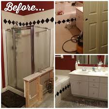 master bathroom renovation ideas our diy farmhouse styled master bathroom renovation hometalk