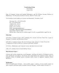 science resume template science resume template