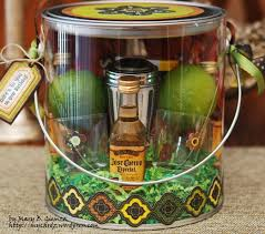 Tequila Gift Basket Margarita Birthday U2013 My Cardz My Passion