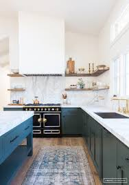 Kitchen With Open Cabinets 10 Lovely Kitchens With Open Shelving