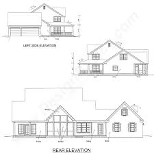 whitfield insulspan sip version 24138sul farm house home plan