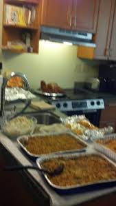 thanksgiving meal picture of hyatt house fort lauderdale airport