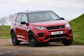 land rover discovery sport red land rover discovery sport 2017 facelift review auto express