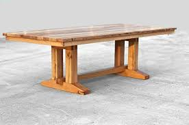 reclaimed wood furniture dining table with ideas hd images 7171