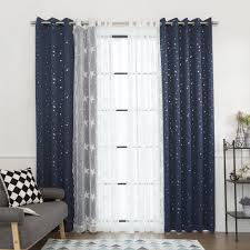Blackout Curtain Liners Home Depot by Decor Elegant Interior Home Decorating Ideas With Cool Blackout