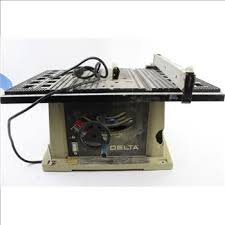 Shopmaster Table Saw Delta Shopmaster 10