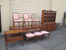french provincial antique dining sets 1950 now ebay