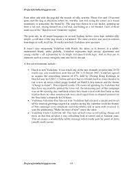 a project report of customer satisfaction survey on vodafone