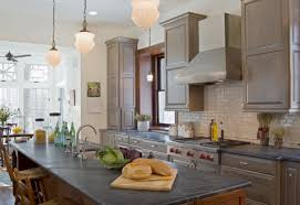Gray Kitchens Cabinets by Home Decor Amazing Modern Interior Gray Kitchen Granite